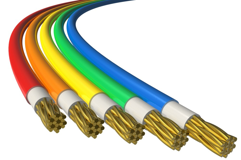 medium resolution of wire and cable