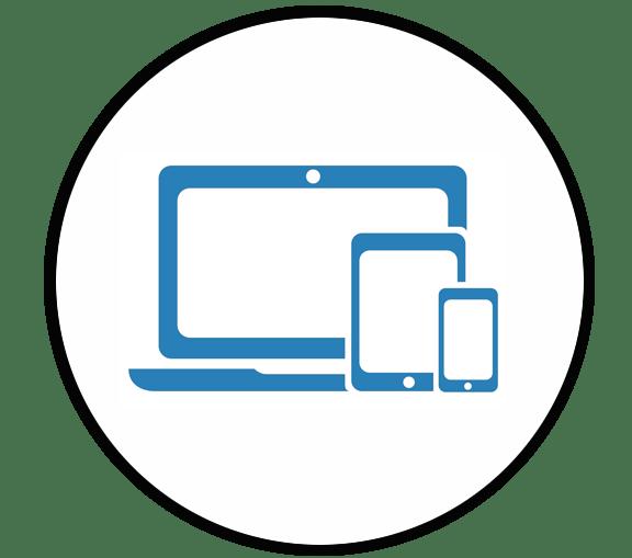 Laptop, mobile device