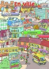 ciudad en frances