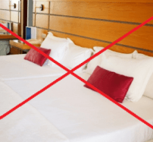 frances hotelero cancelar una reserva