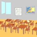 frances para primaria los objetos de la clase en frances