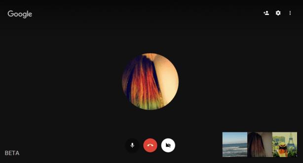 comunidad hablar frances videollamada hangout 3