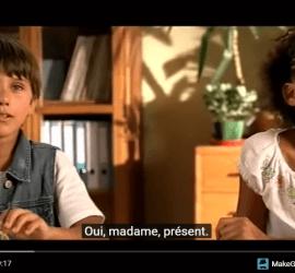 corto en frances subtitulado en frances Un bisou pour le monde