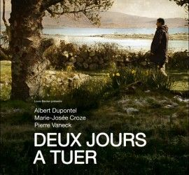 pelicula francesa con subtitulos en francés Deux jours a tuer