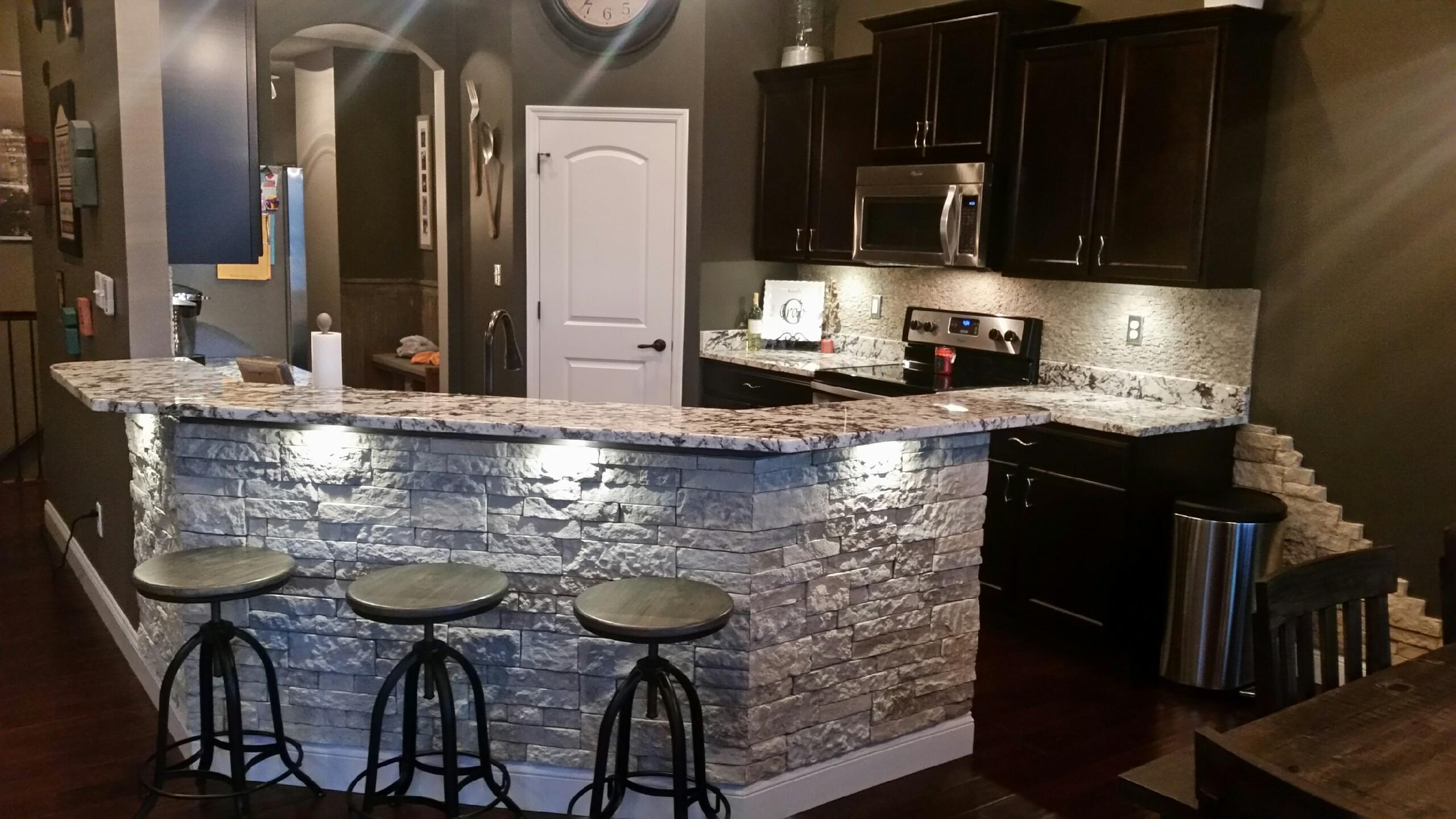 Granite Kitchen Countertop  Gallery  Granite Slabs  O