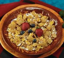 Cinnamon Crunch Cereal