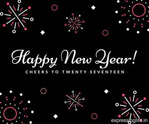 Happy New Year images   Expressing life