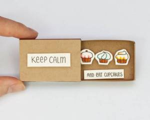 Inspirational Cute DIY Matchbox Cards Motivational