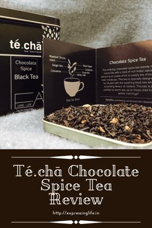 TechaChocolate Spice Tea Review