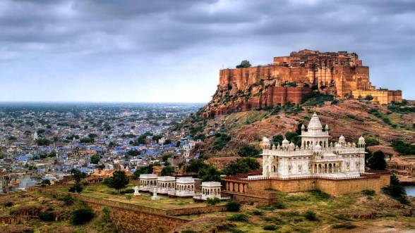 Jodhpur city, cultural capital of rajasthan, gateway of thar, essays on jodhpur, jodhpur city, jodhpur a polluted heaven, blue city, suryanagri