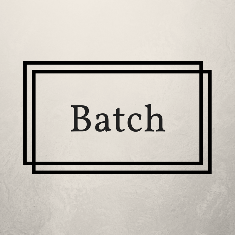 Say It in German: Batch Processing