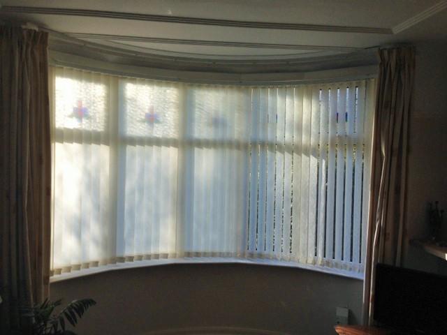Blinds for Bay Windows