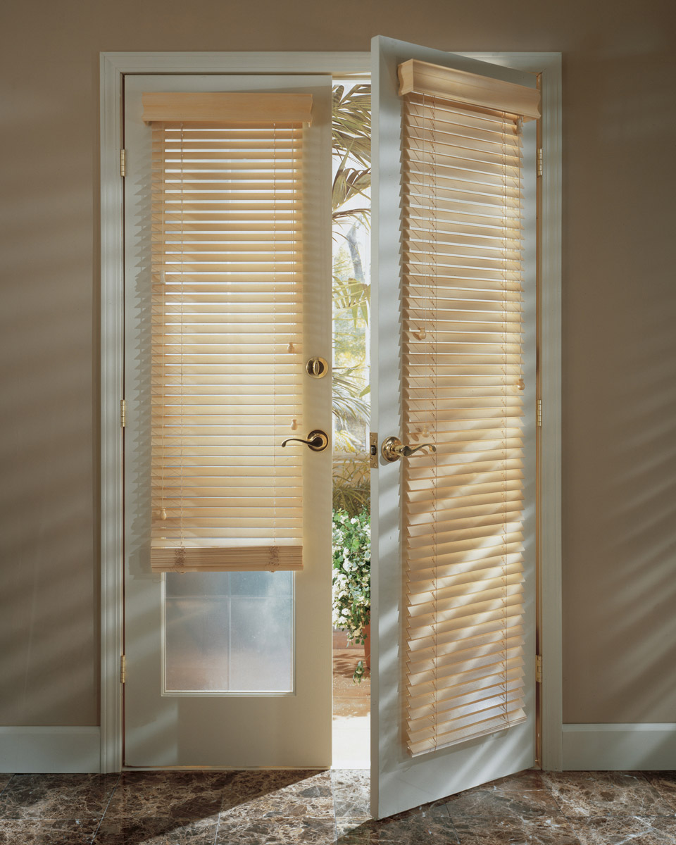 blinds for french doors simple and