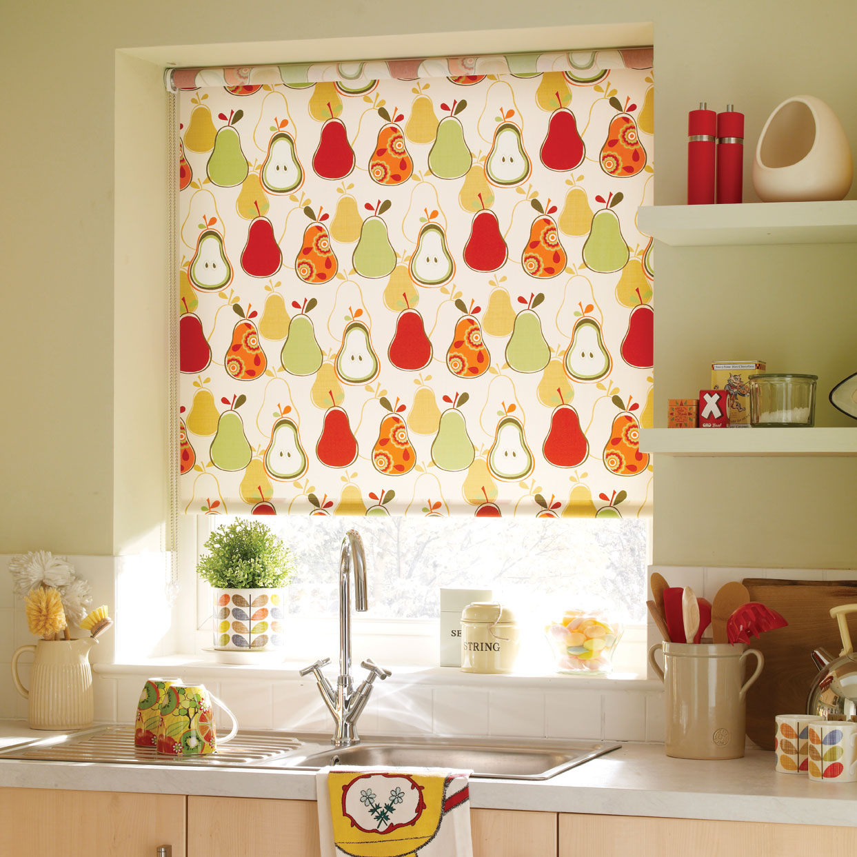 Ideas Para Cortinas De Cocina Kitchen Blinds Roller Venetian And More Expression Blinds