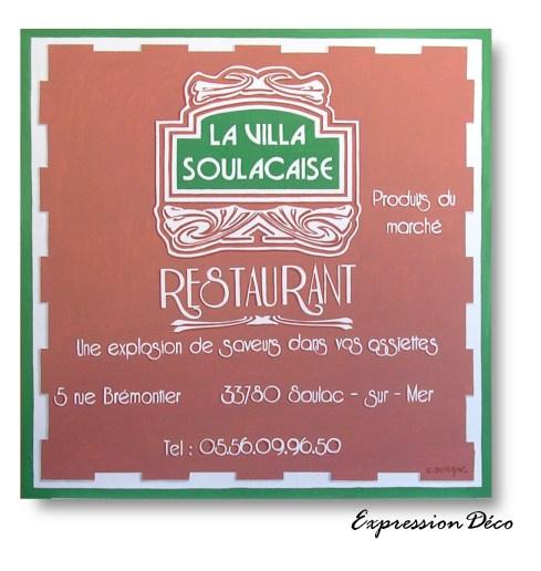 villa soulacaise