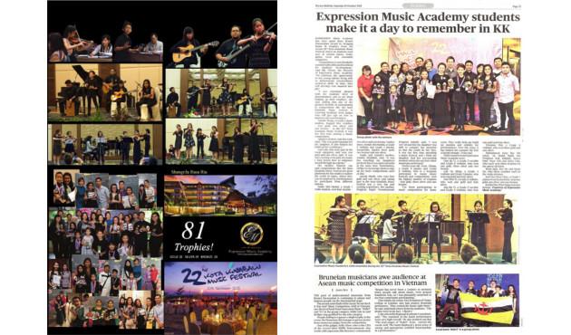 Expression Music KK 2015