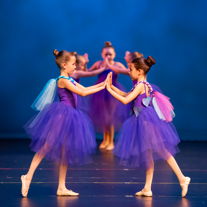 Beginning Ballet Saturday 10:00-10:45am Image