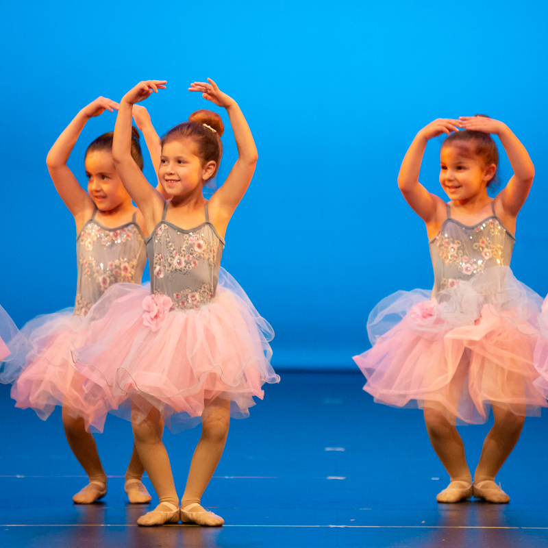 K/1st Ballet Friday 5:30-6:00pm Image