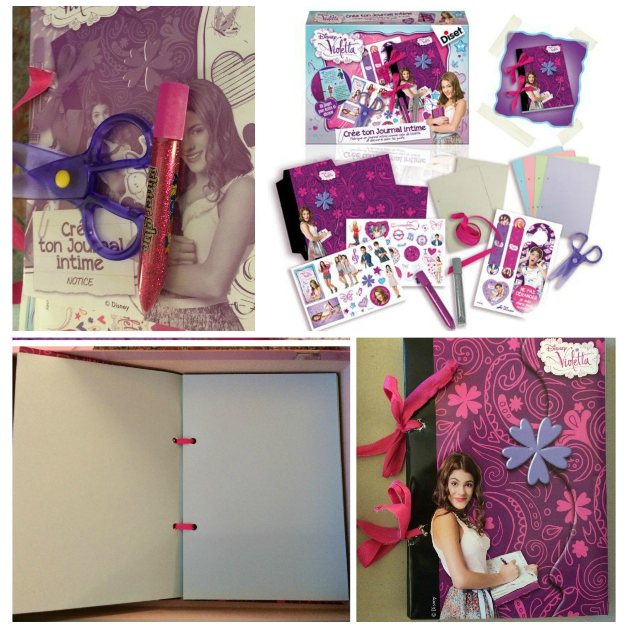 Crée Ton Journal Intime Violetta : crée, journal, intime, violetta, Crée, Journal, Intime, Violetta, [+Concours, +Résultats