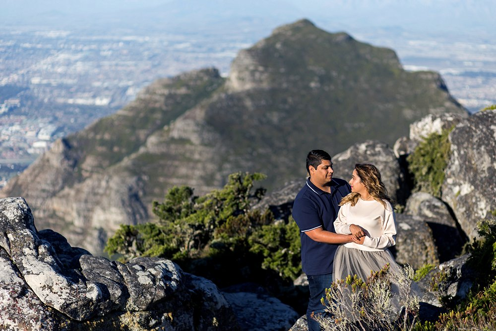 Table Mountain Proposal Shoot Expressions Photography 006