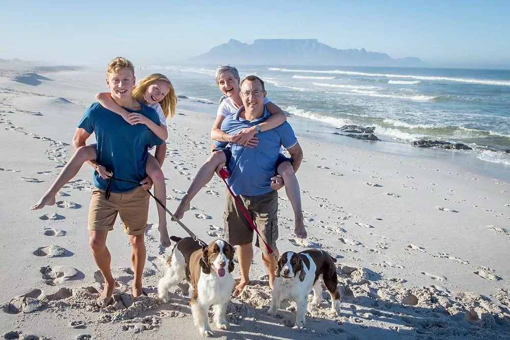 Cape Town Family Beach Shoot Expressions Photography 021