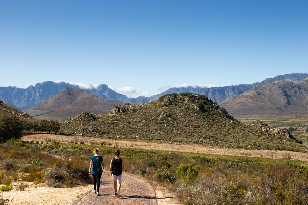 Topiary Wines Walking Trail