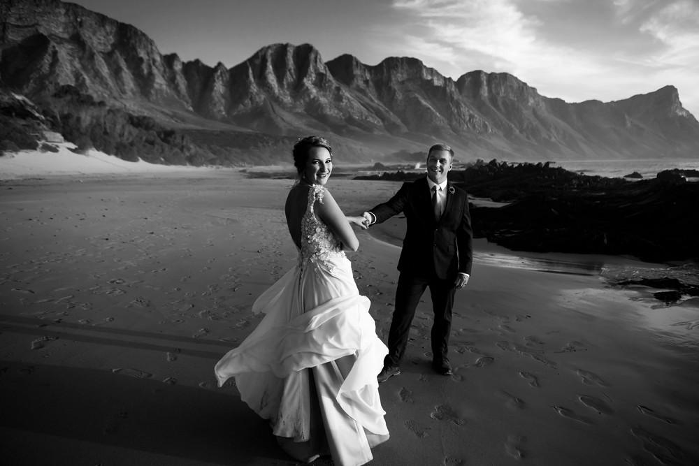 Kogel Bay Grille Shack wedding