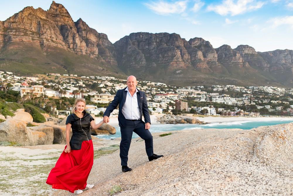 Cape Town elopement Tour Camps Bay