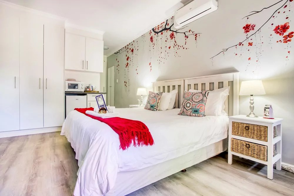 Durbanville Interior Photography Highlands Lodge Deluxe family suite