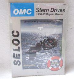 seloc repair manual omc stern drives  [ 1479 x 1622 Pixel ]