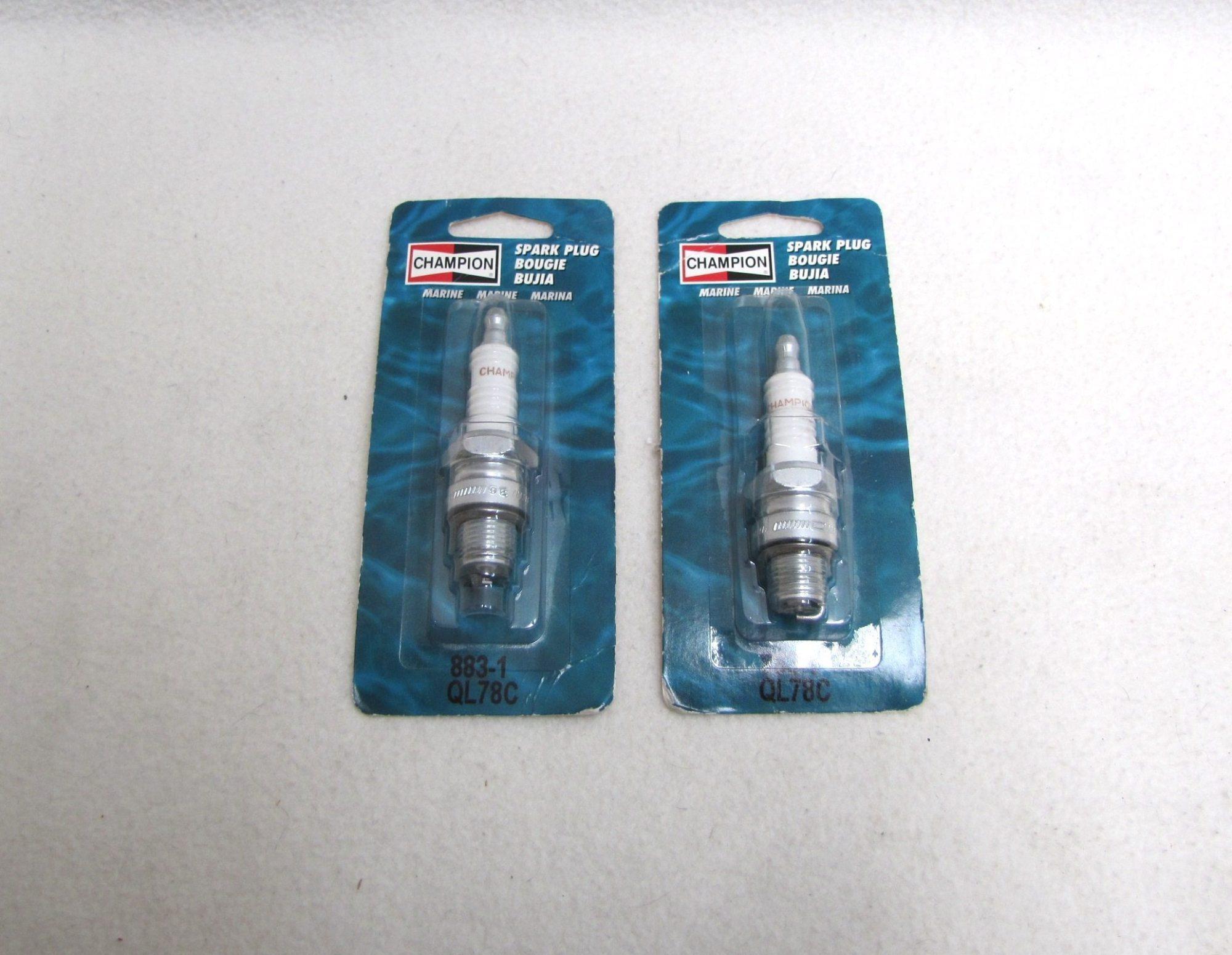 hight resolution of champion spark plug