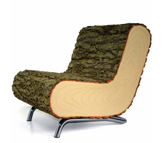 butterfly lounge chair genuine leather furniture designs from nature | express my idea