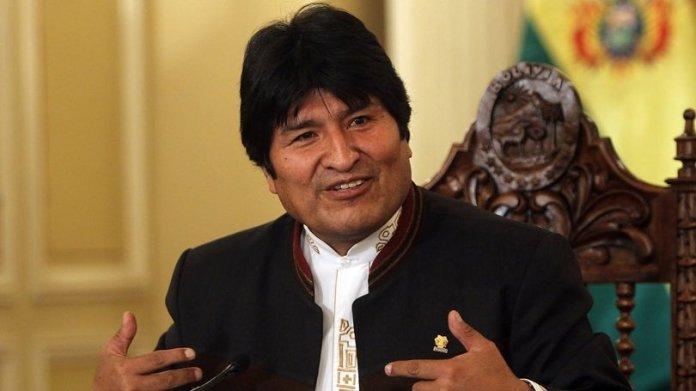Morales seria recebido por Temer segunda-feira, às 11h, no Palácio do Planalto.