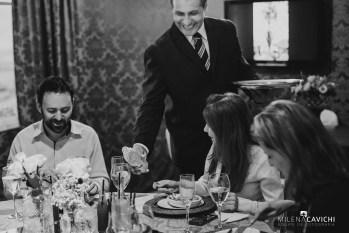 O serviço volante atende diversos tipos de evento e é pode ser reservado apenas para as bebidas, por Expresso Gourmet