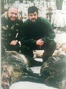Marcel Ciolacu și Omar Hayssam
