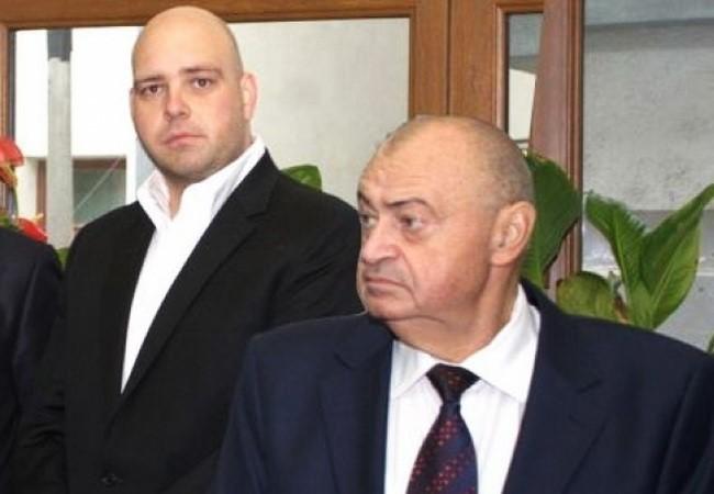 Adrian Mocanu și Victor Mocanu