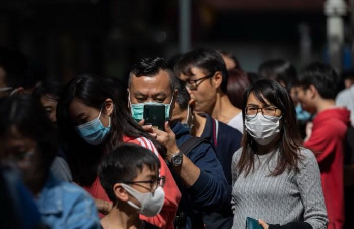 Chinezii și coronavirusul