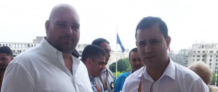 Adrian Mocanu și Claudiu Voicu, doi traseiști care știu sigur că dacă trădezi în direcția vântului, nu ai cum să te stropești pe pantaloni
