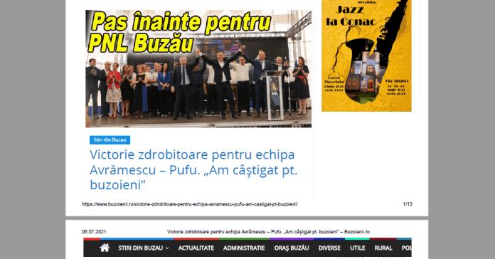 PNL Buzău