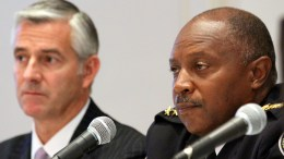 Atlanta Police Chief George Turner