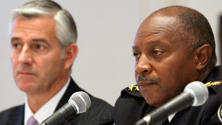 Atlanta Police Chief George Turner