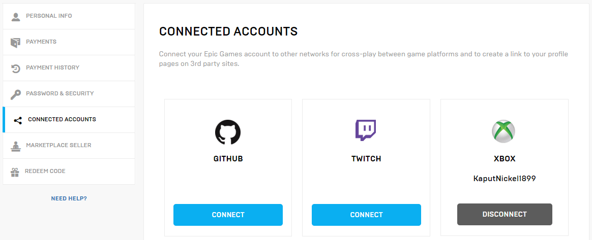 How To Unlink Epic Games Account From PS4, Xbox, Twitch ...