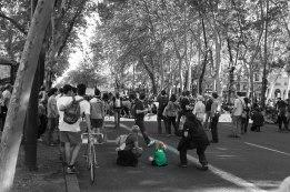 Manifestación Madrid