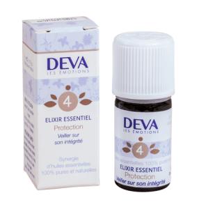 L'élixir essentiel PROTECTION du Laboratoire DEVA