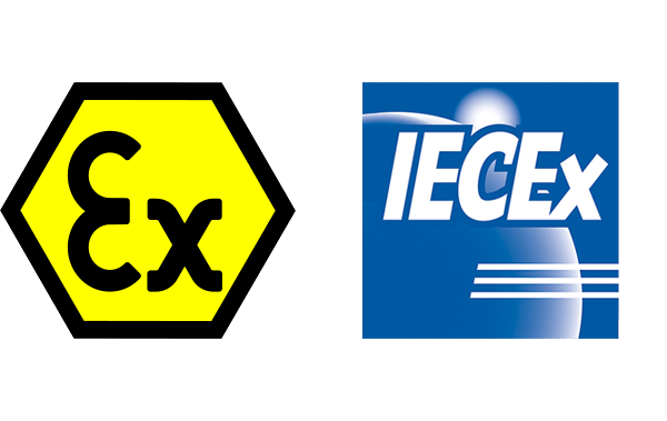 ATEX and IECEx certification