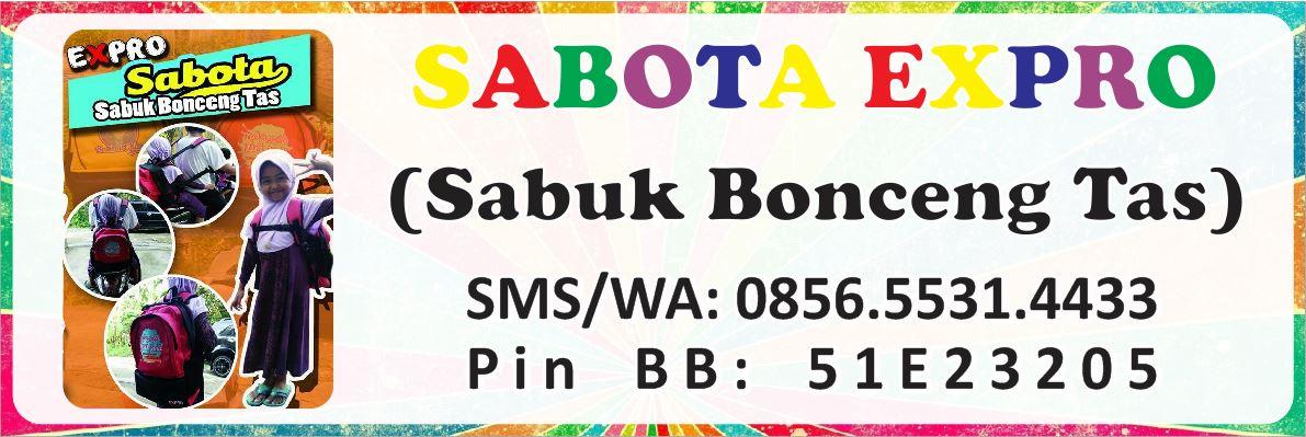 Sabuk Bonceng Tas EXPRO