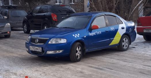 Nissan Almera Classic 2006, синий, Е793ММ72