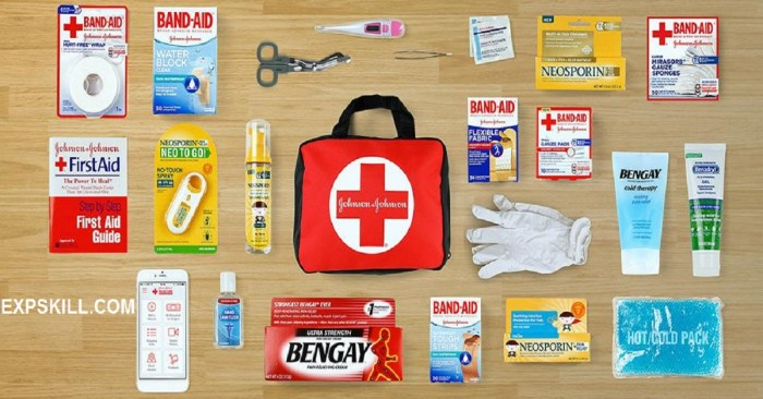 DIY First Aid