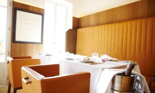 Restaurante Agua del hotel Can Faustino de Ciutadella