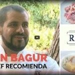 Joan Bagur de Rels Restaurant recomienda a Exquisita Menorca sus restaurantes favoritos